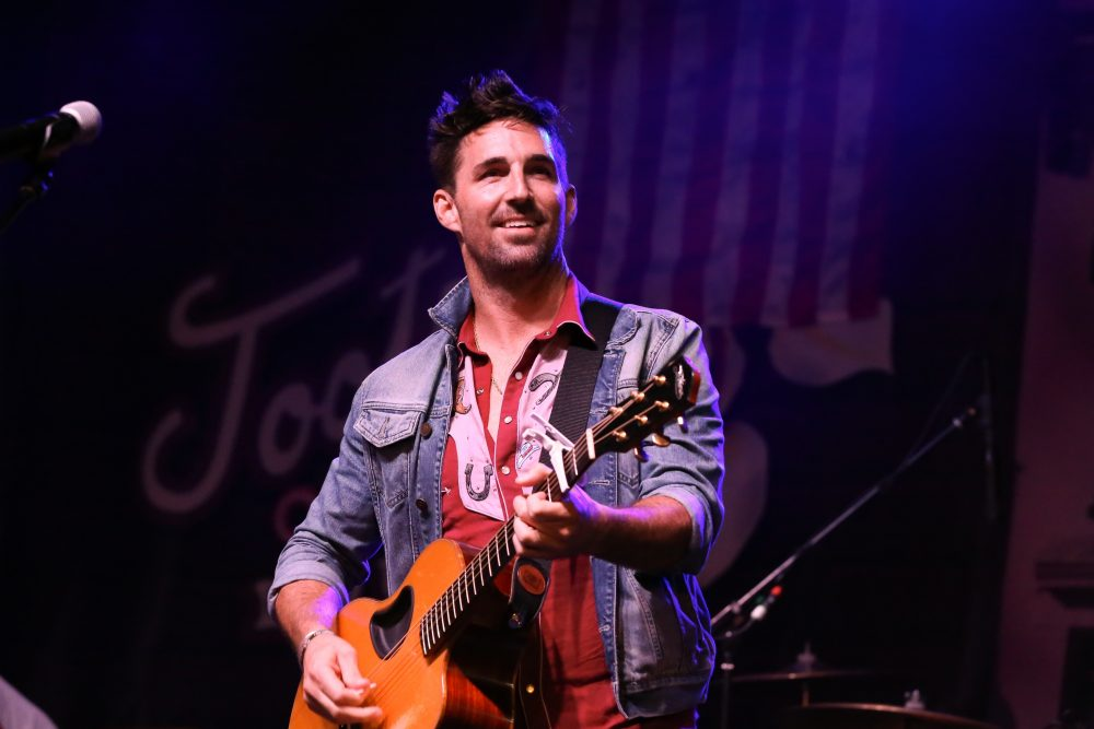 Jake Owen Debuts Florida-Inspired 'Greetings From… Jake' Album Artwork