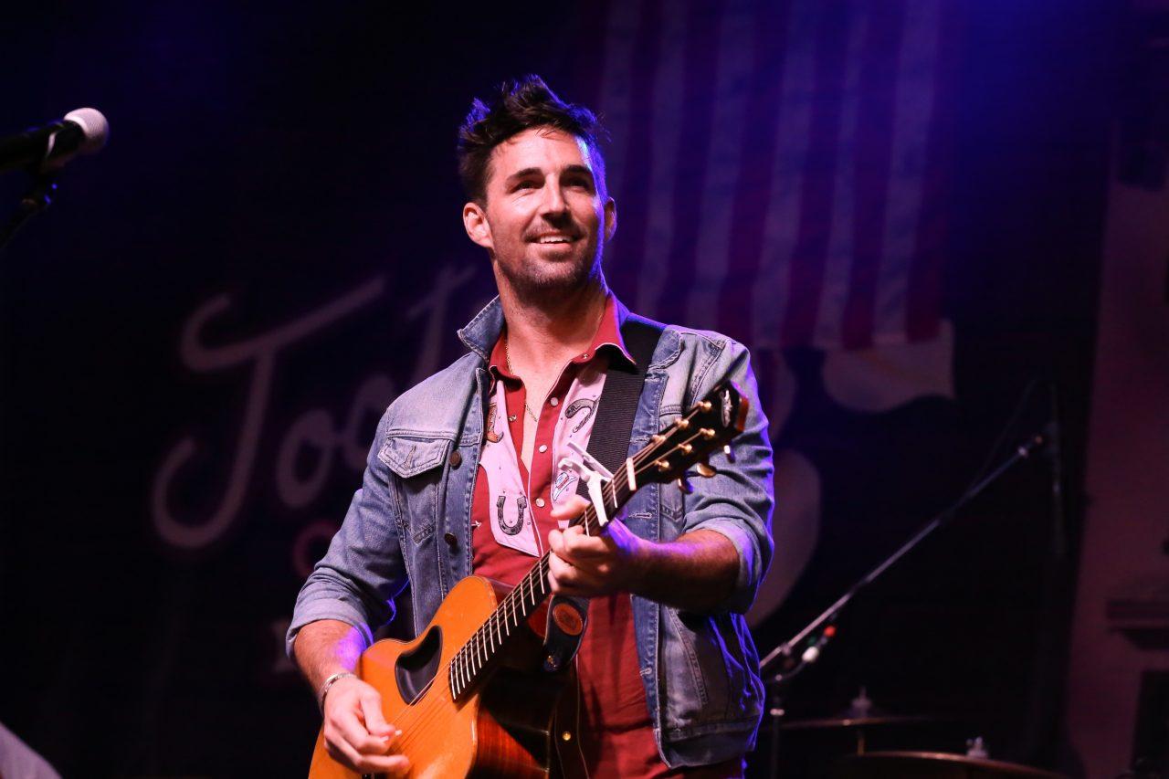 Jake Owen Debuts Florida-Inspired 'Greetings From… Jake' Album Artwork