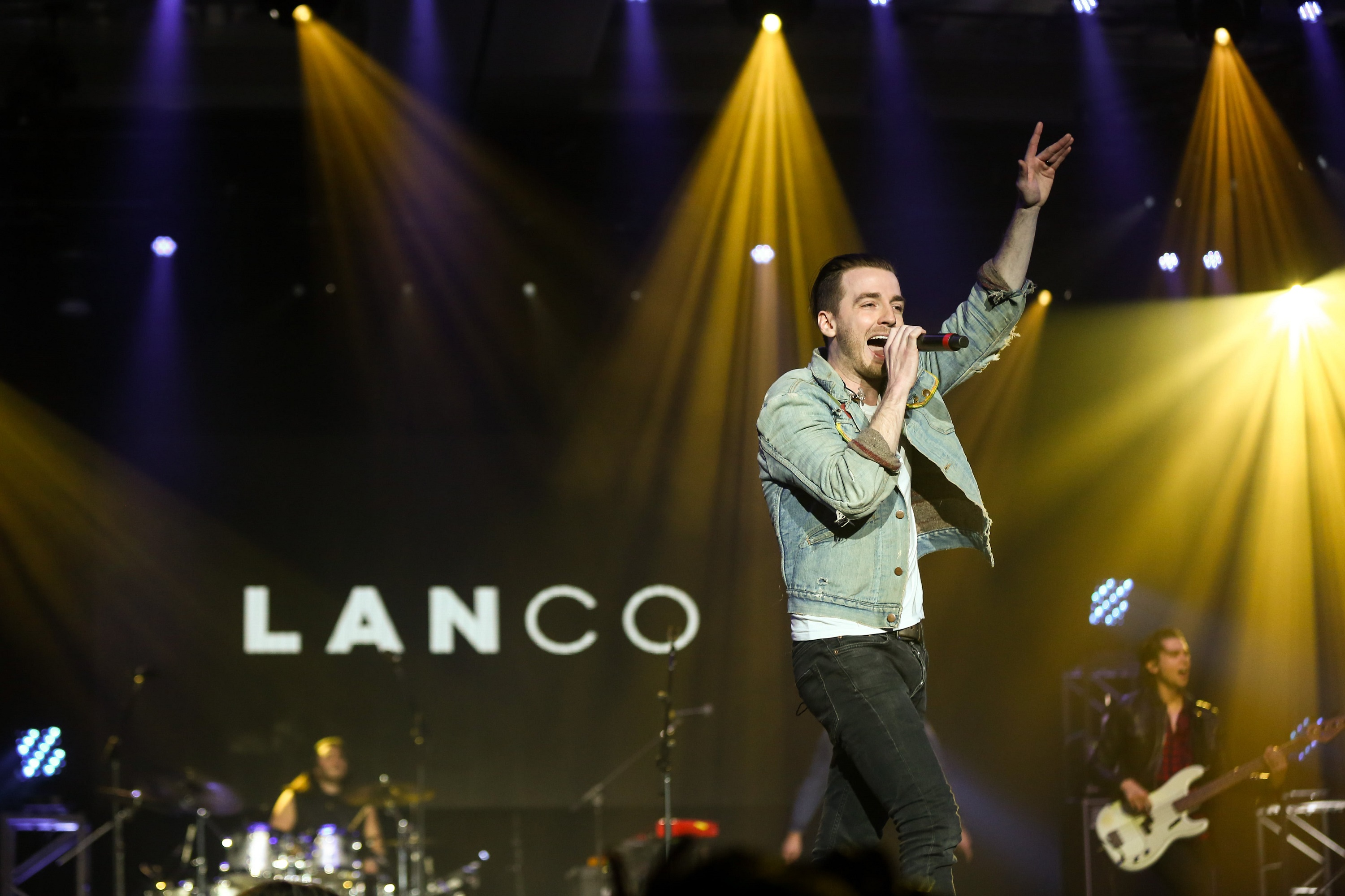 LANCO; Photo courtesy of Country Radio Seminar/Kayla Schoen