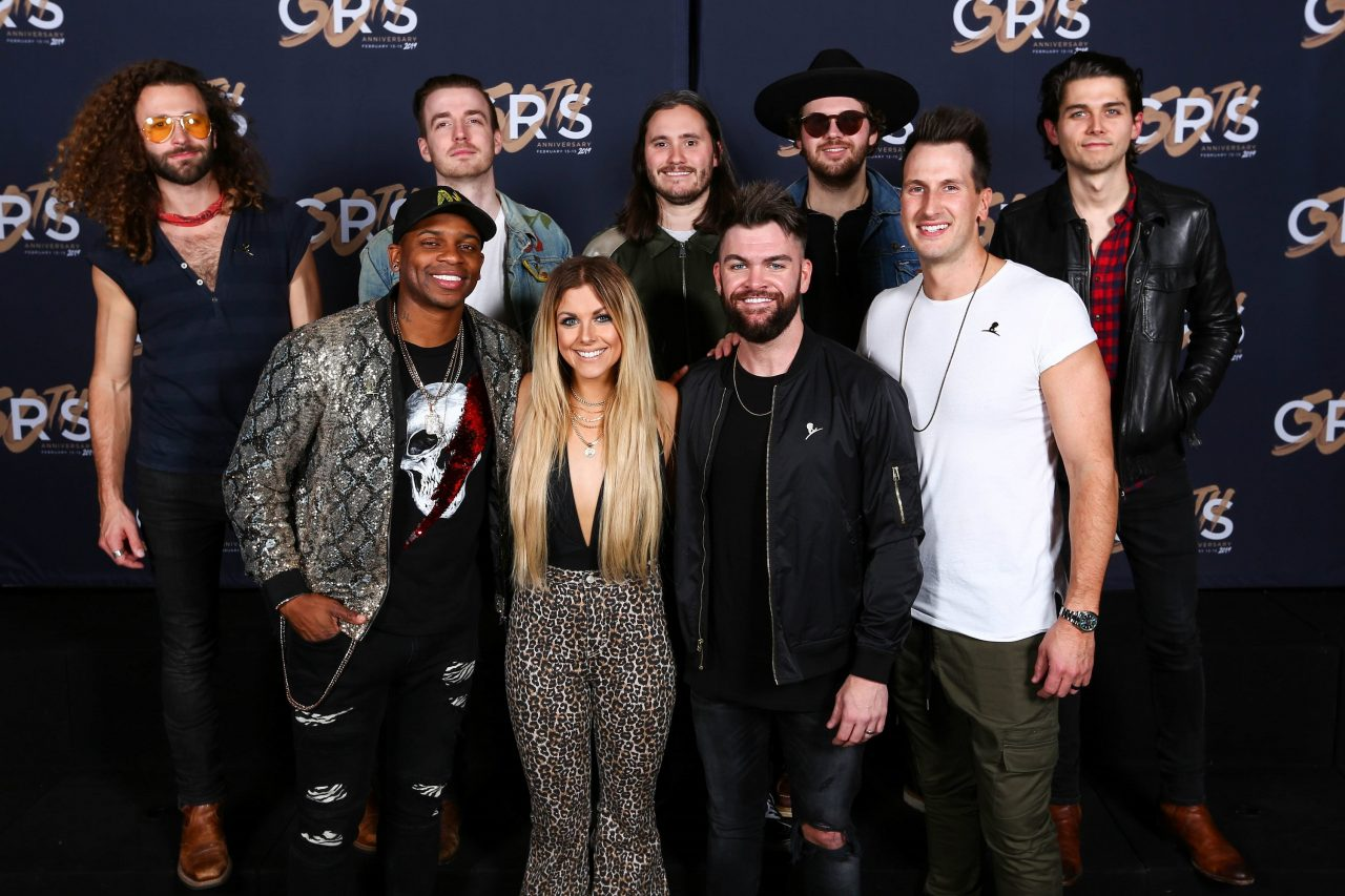 Five Rising Country Stars Hold the Spotlight During 2019 CRS New Faces Showcase