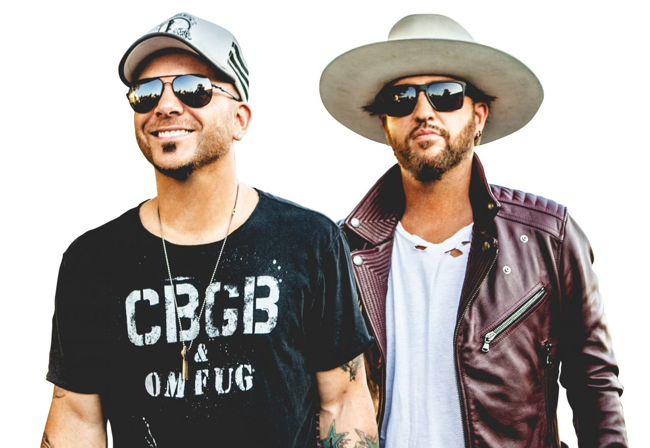 LOCASH Spread the Love With New Single, 'One Big Country Song'