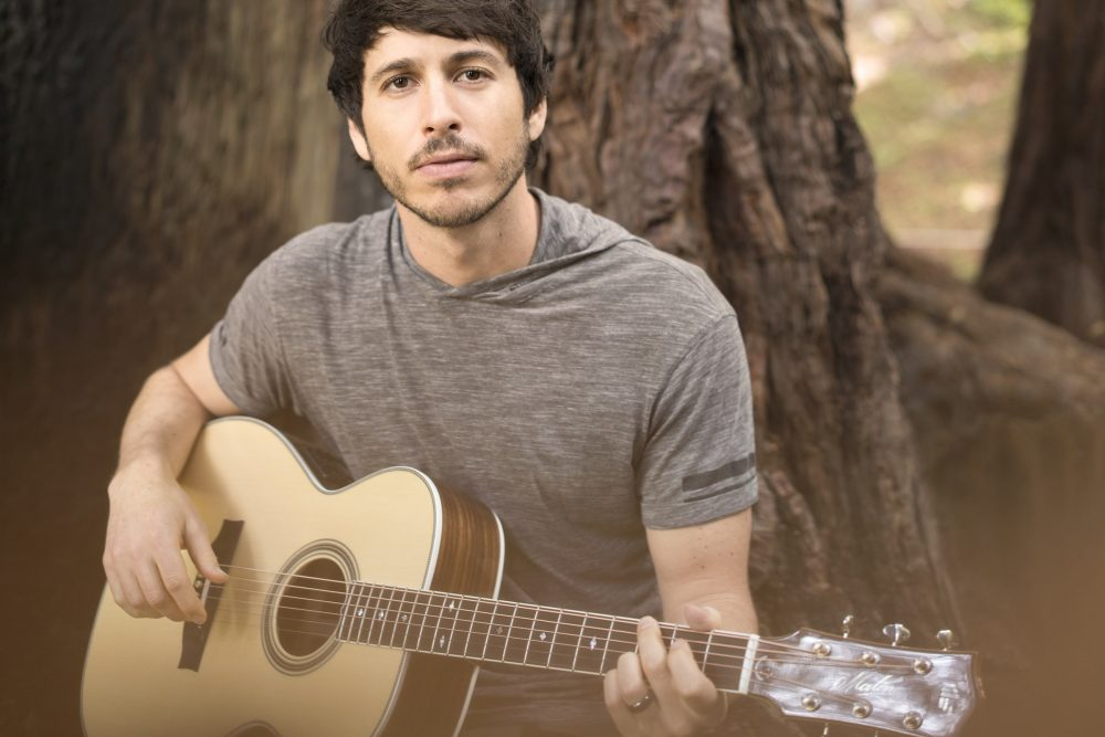 Morgan Evans Kicks Off Continent Hopping World Tour
