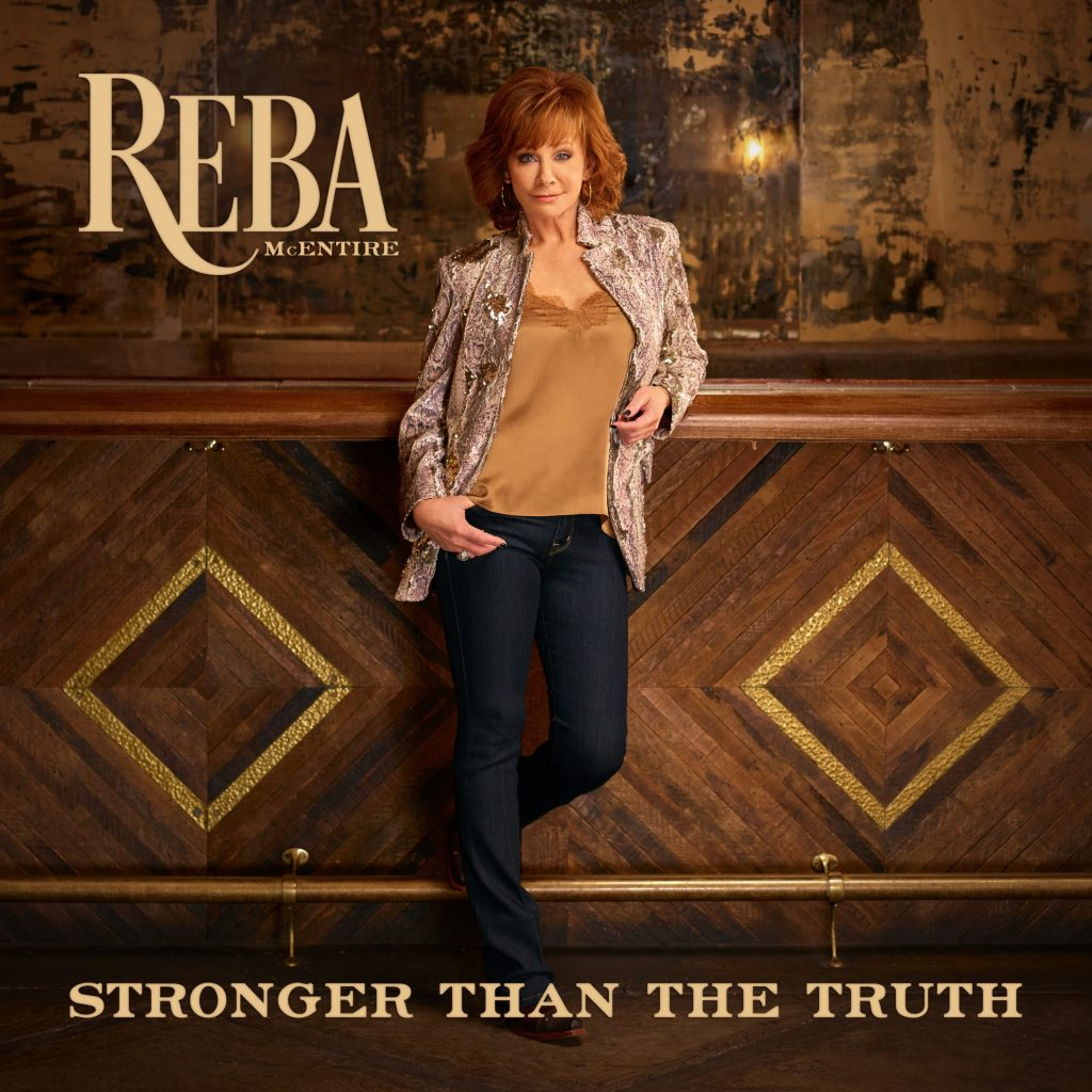 Reba McEntire; Cover Art Courtesy of Big Machine Records