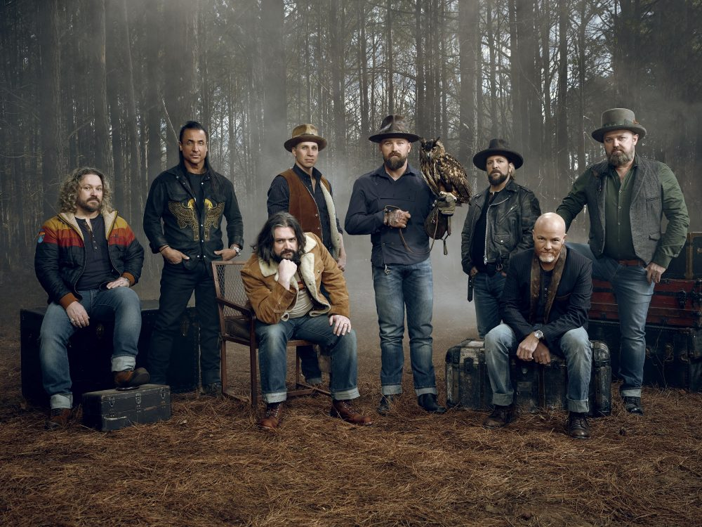 Zac Brown Band on Direction of New Album: 'I'd Rather Not Have a Label At All'