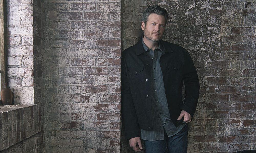 Blake Shelton Gets Intense for Dark New Single 'God's Country'