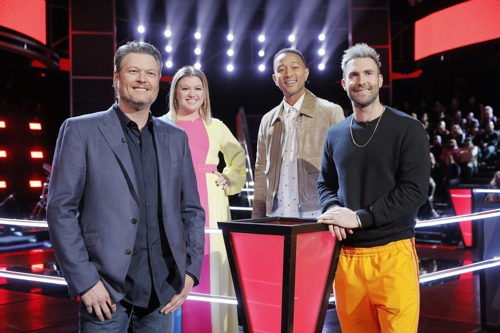The Voice Recap: See the Complete List of Contestants on Season 16