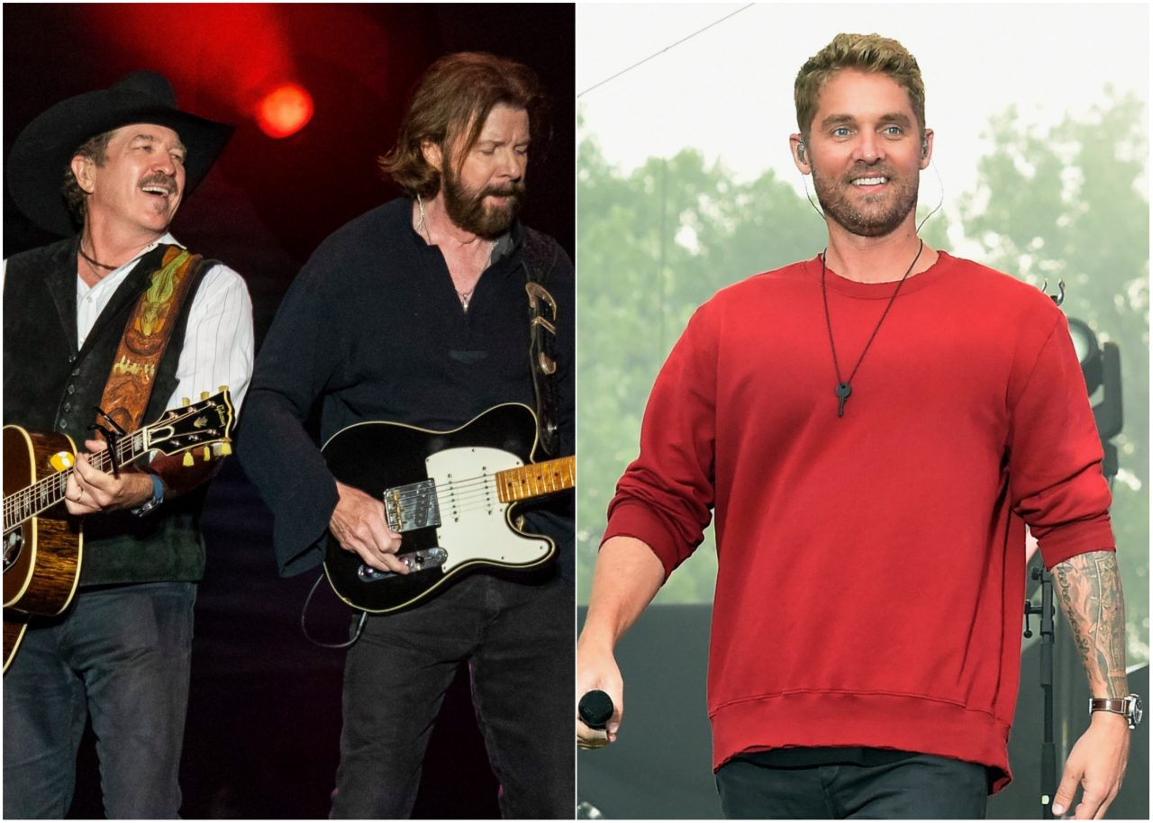 Hear Brooks & Dunn and Brett Young's Sexy 'Aint Nothin' Bout You' Remix