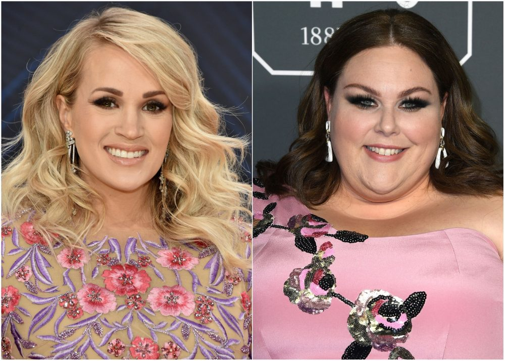 Carrie Underwood Leads Country Cast of 'Breakthrough' Soundtrack
