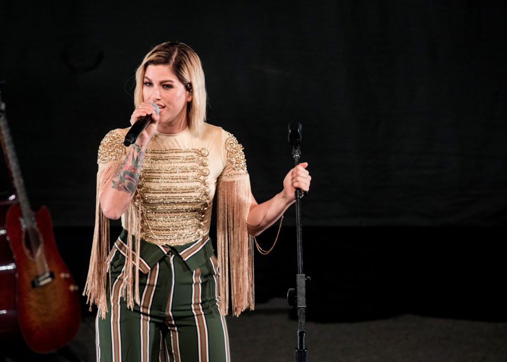 Exclusive: Take an All-Access Look at Cassadee Pope's New Tour Bus