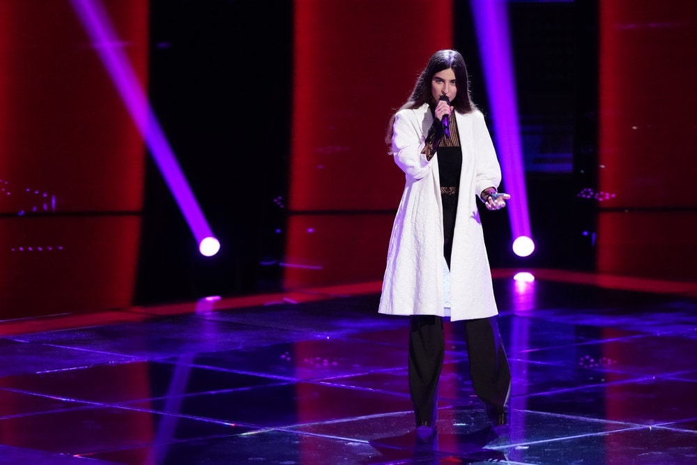 The Voice Recap Coaches Teams Complete As Blind Auditions
