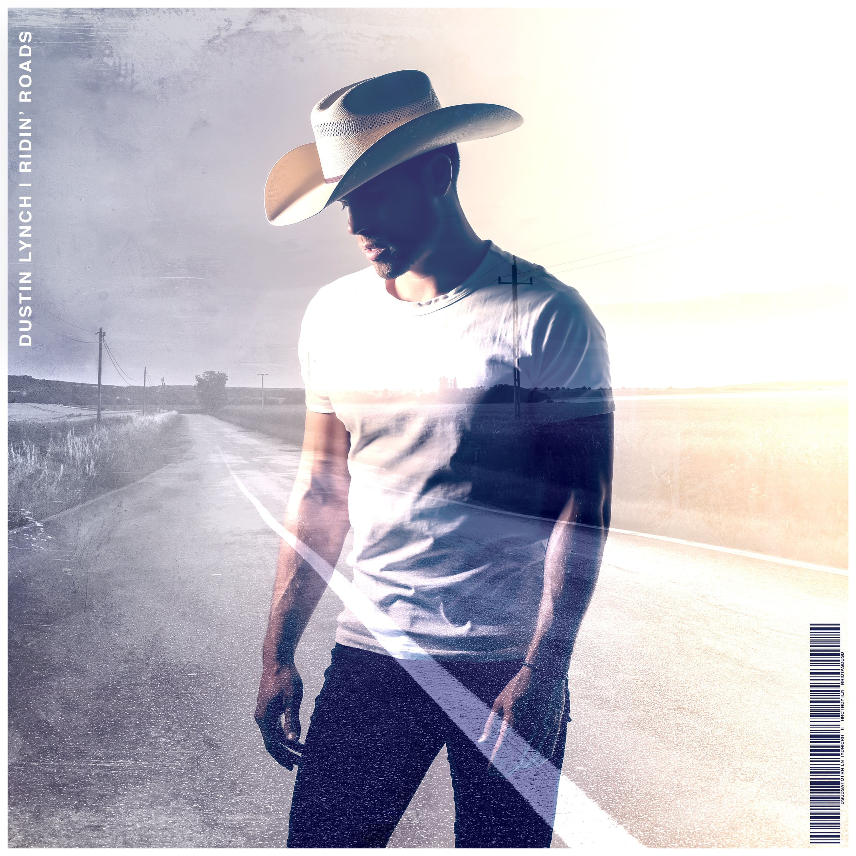 Dustin Lynch; Photo Credit: Connor Dwyer; Design Credit: Brad Hersh