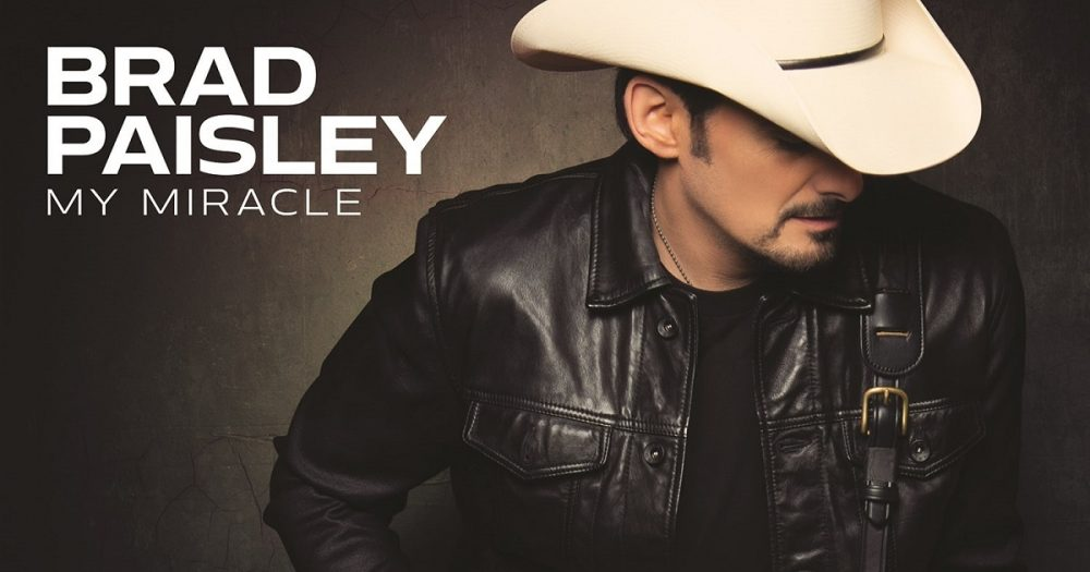 Hear Brad Paisley's Spiritual New Single, 'My Miracle'