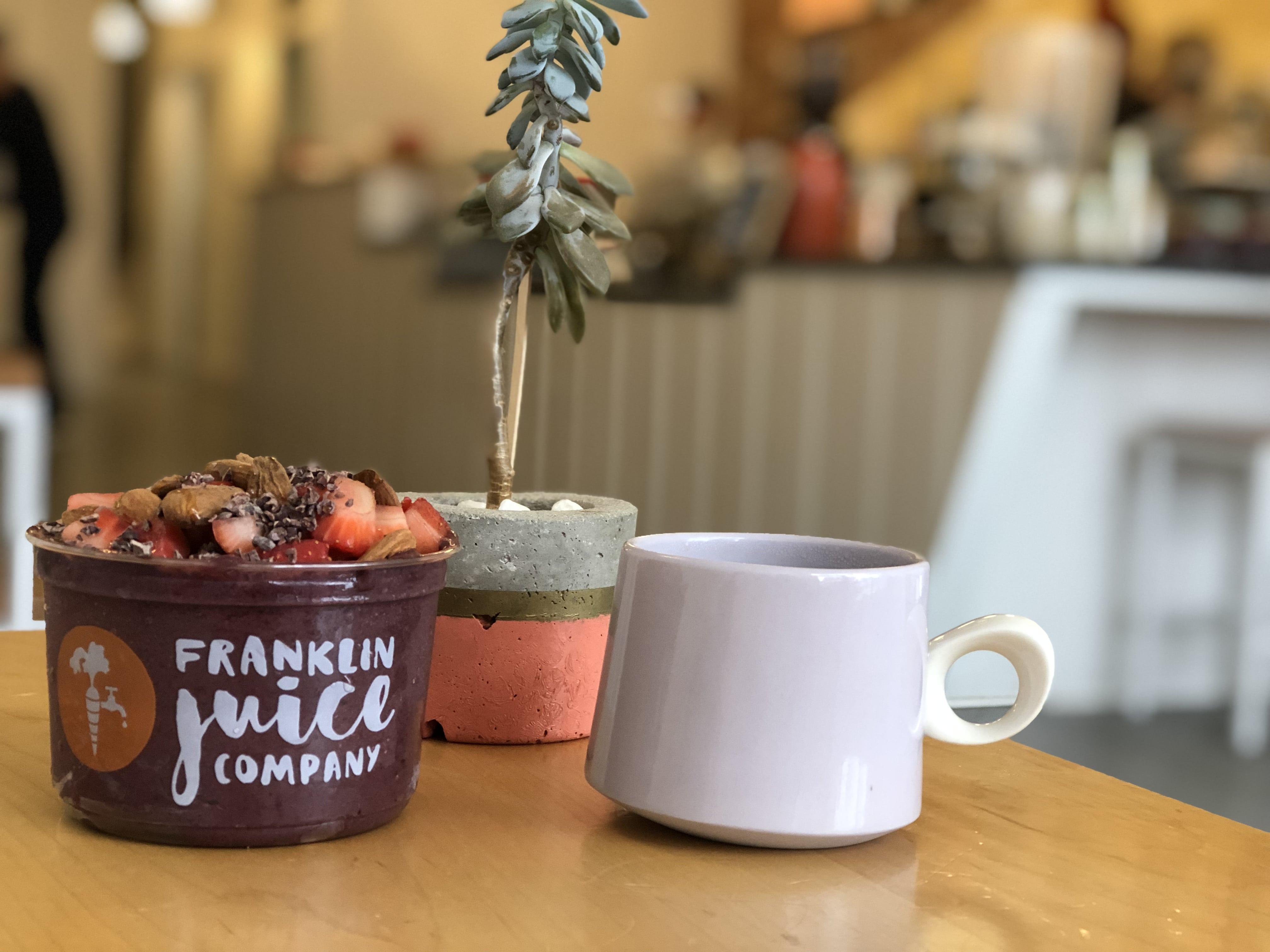 Courtesy of Franklin Juice Company