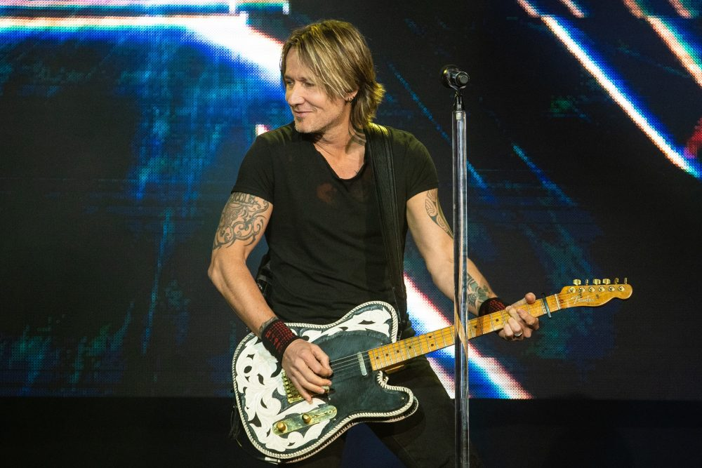 Keith Urban, Foo Fighters to Perform at 2019 Pilgrimage Festival