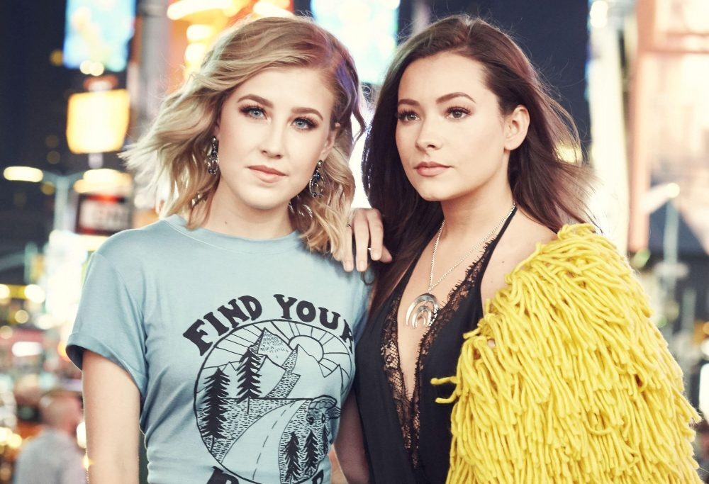 Maddie & Tae Steer Clear of a Lost Love in 'Tourist In This Town'