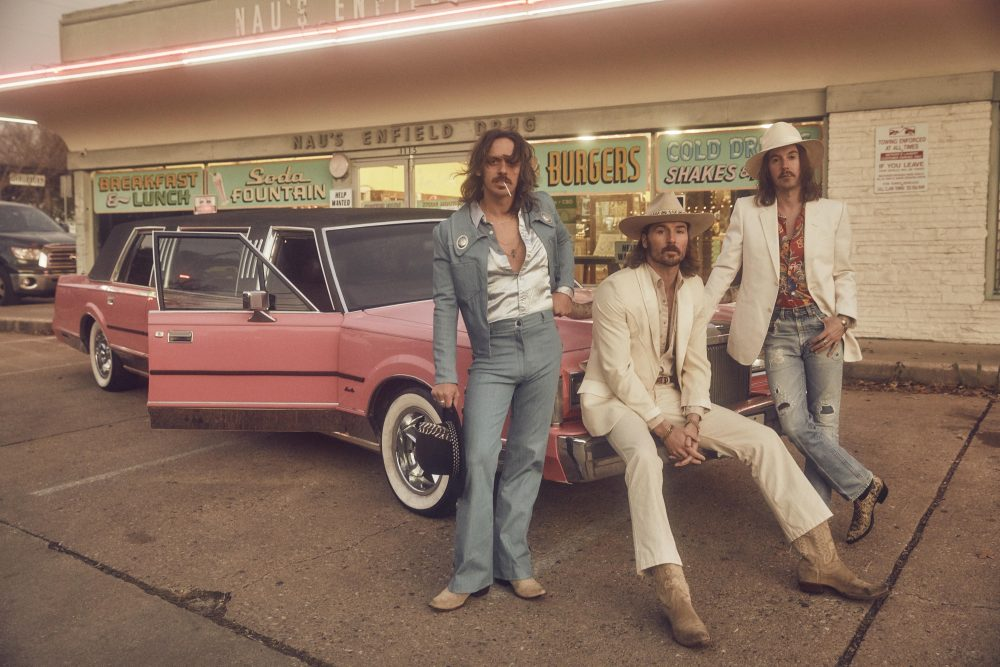 Watch Midland's Booty Shaking Line-Dance Video for 'Mr. Lonely'