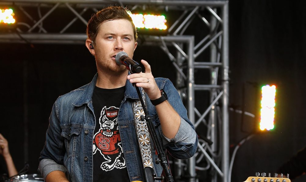 Scotty McCreery Unveils 'In Between' As Latest Single