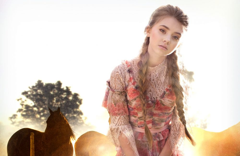 Tegan Marie Rides Into the Sunset in 'Horses' Video