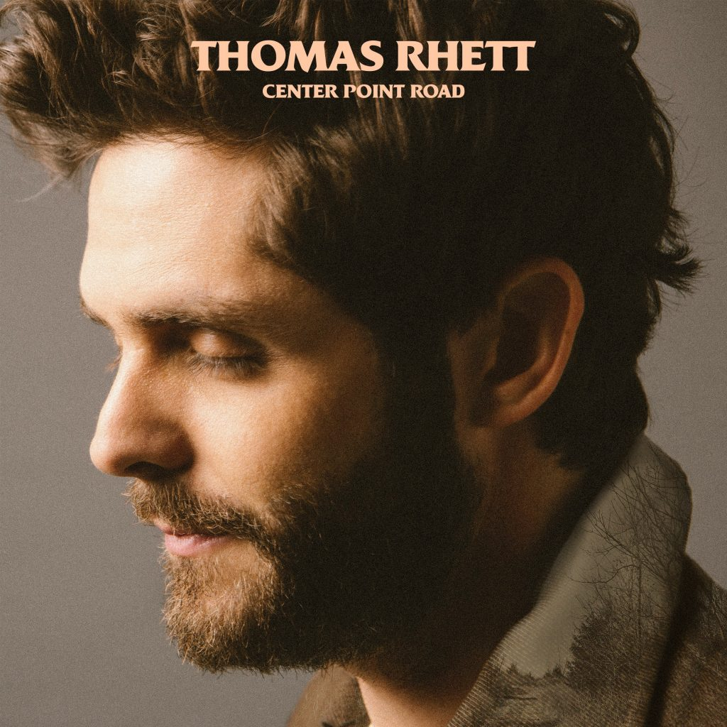 Thomas Rhett; Cover Art Courtesy of The Valory Music Co.