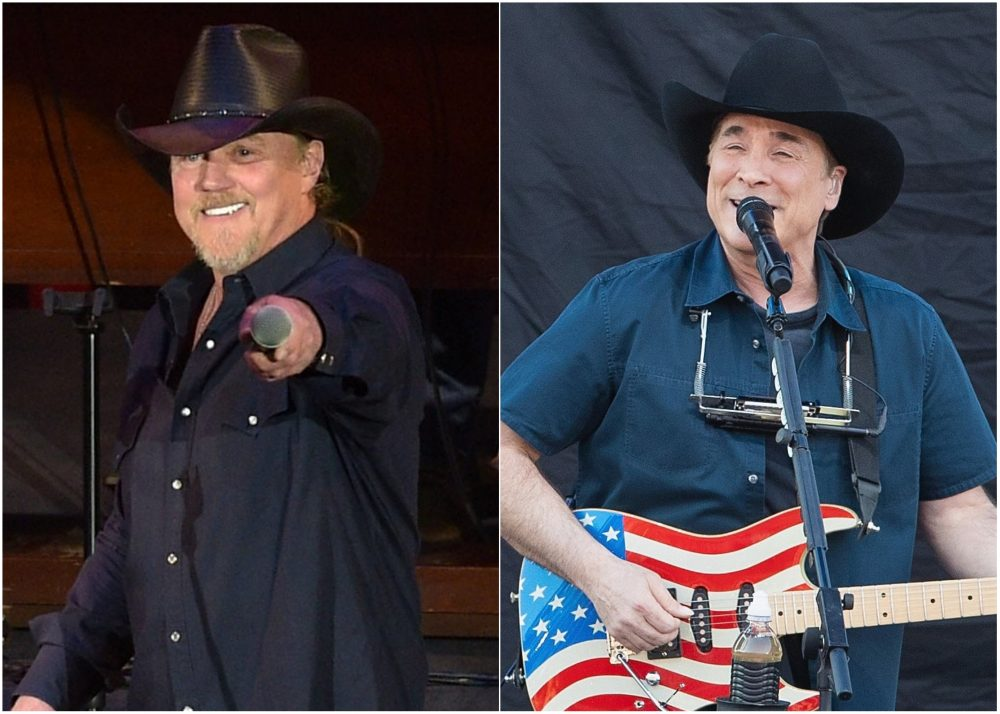 Clint Black And Trace Adkins to Hit The Road on Hits. Hats. History. Tour.