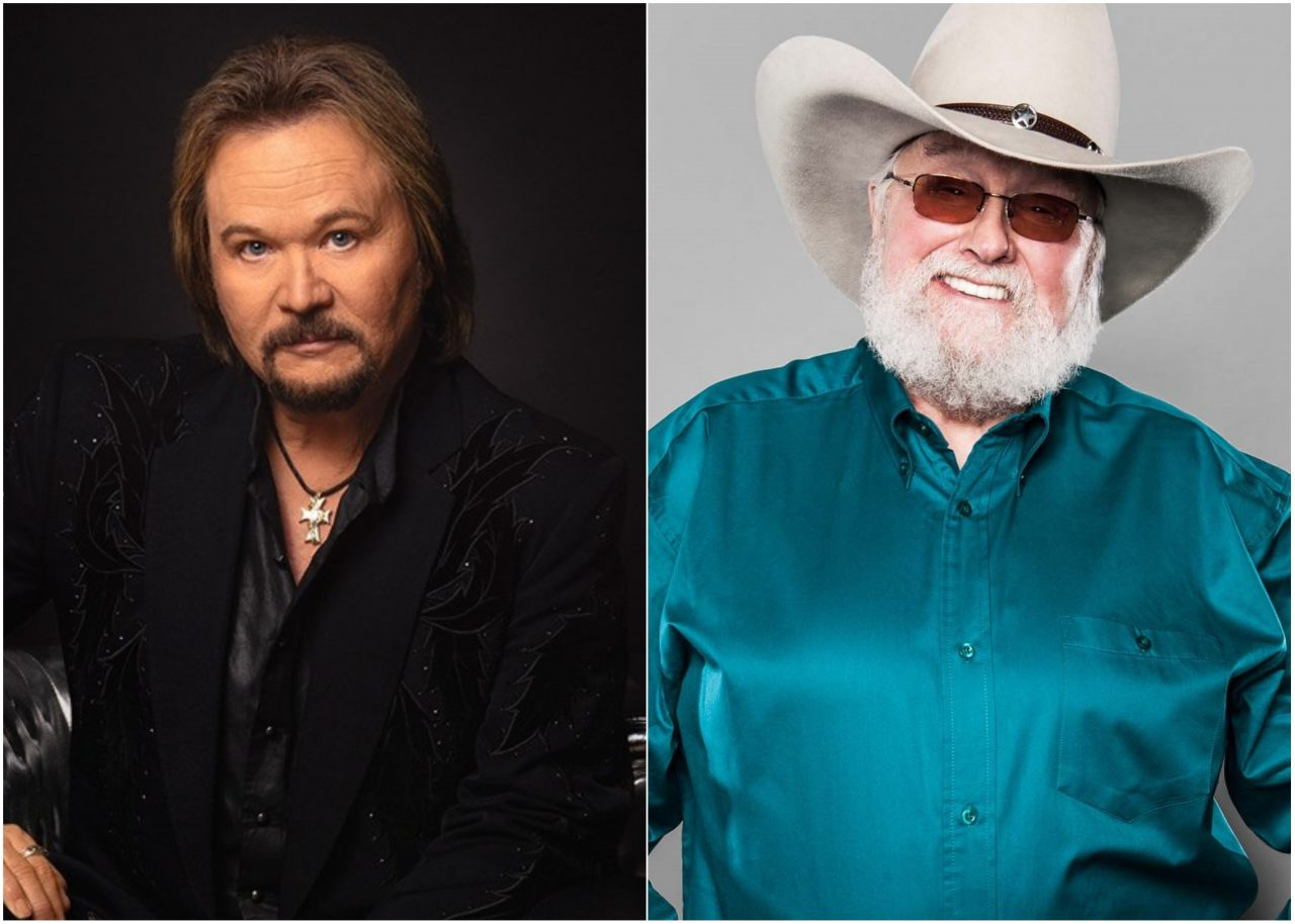 Travis Tritt and Charlie Daniels Team Up For 2019 Outlaws & Renegades Tour
