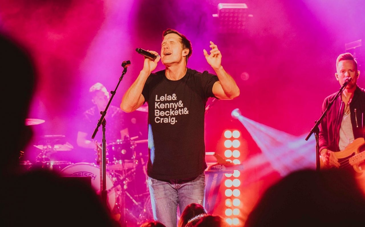 Walker Hayes Plans on Putting His Kids Behind the Merch Stand While On Tour