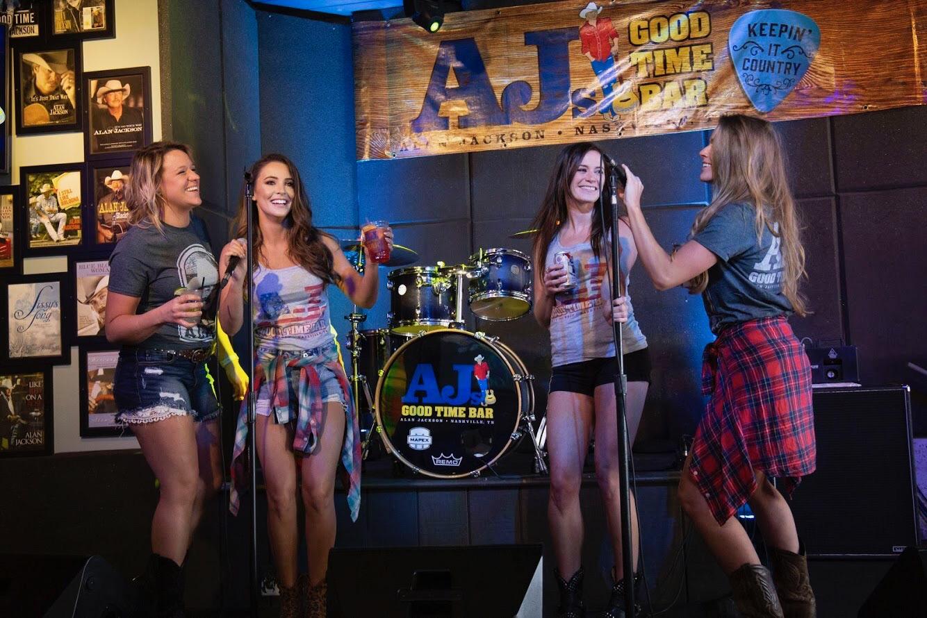AJ's Good Time Bar; Courtesy photo
