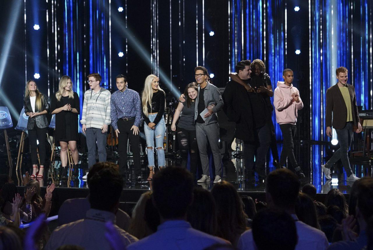 American Idol Recap: Meet Your Top 14