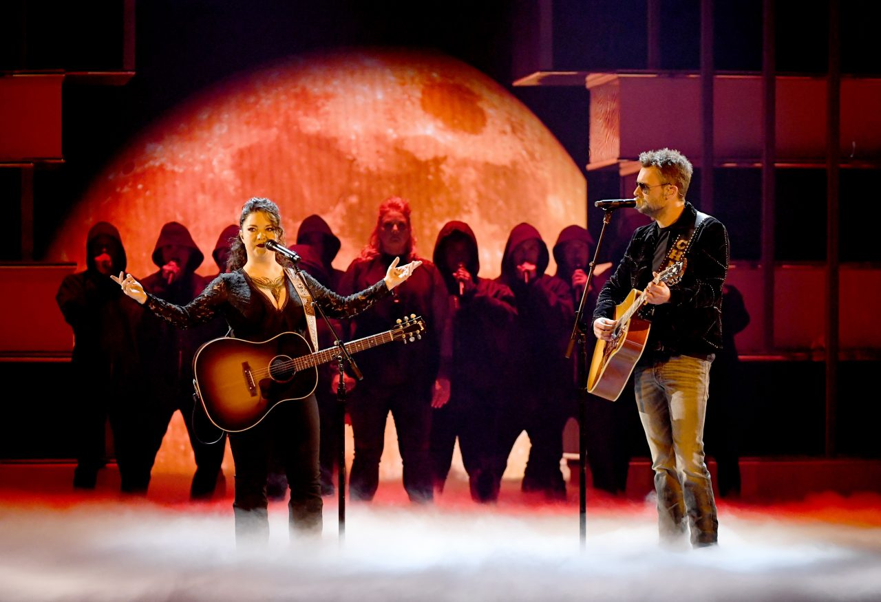 Eric Church and Ashley McBryde Slither on 'The Snake' at ACM Awards