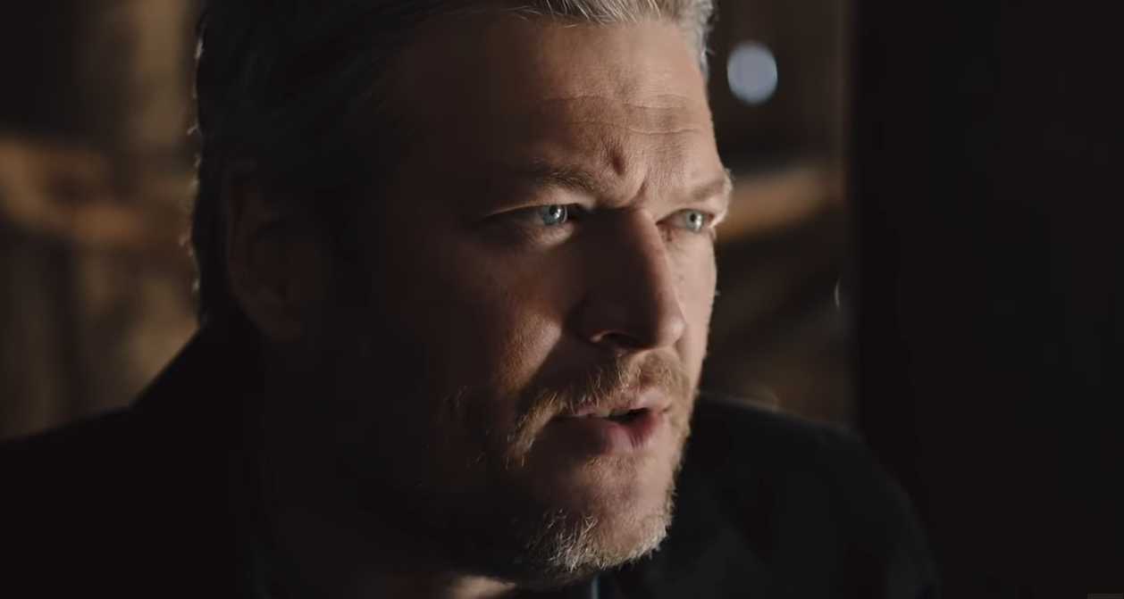 Watch Blake Shelton's Fiery Music Video for 'God's Country'