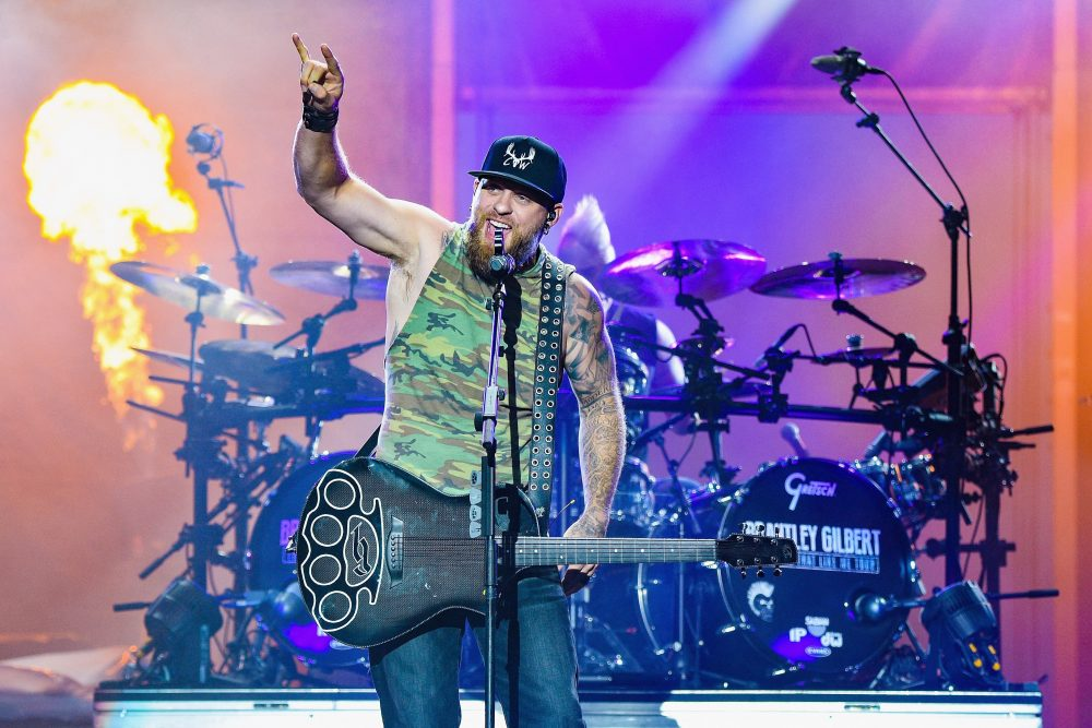 Brantley Gilbert Announces 2019 Not Like Us Tour