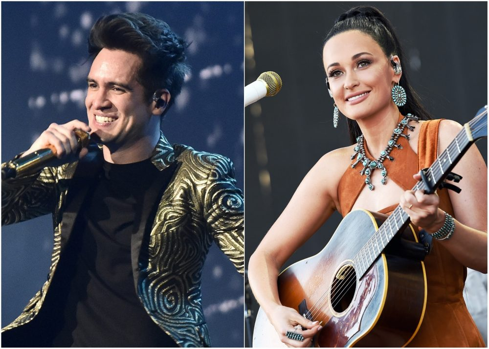 Brendon Urie Would Love to Do CMT 'Crossroads' With Kacey Musgraves