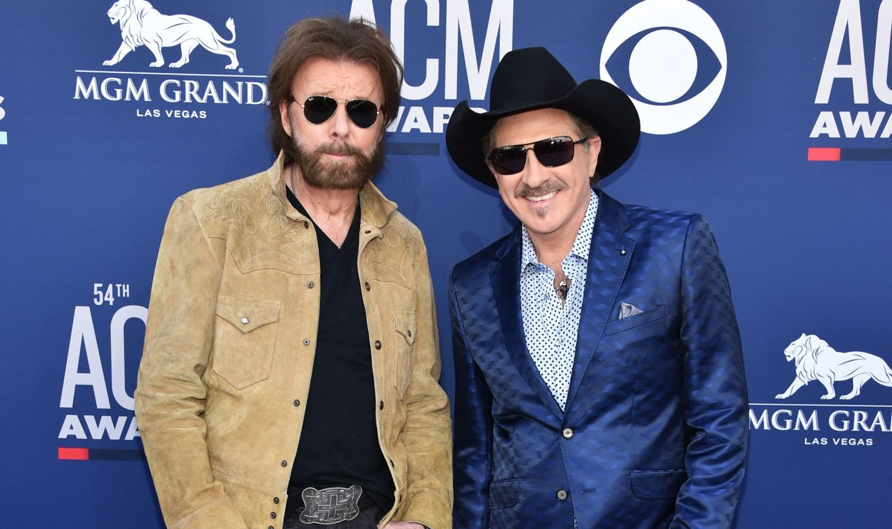 Enter For A Chance to WIN a Copy of Brooks & Dunn's 'Reboot' on Vinyl and CD