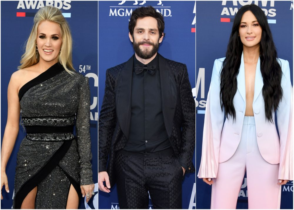PHOTOS: 2019 ACM Awards Red Carpet Gallery