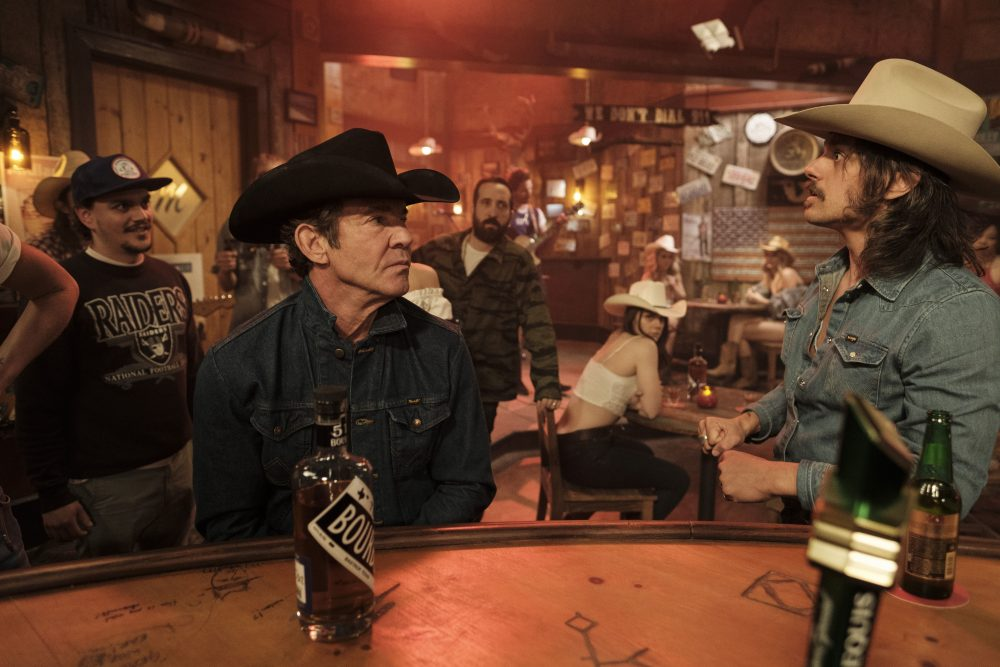 Dennis Quaid Scores Laughs in Hilarious Video for Midland's 'Mr. Lonely'