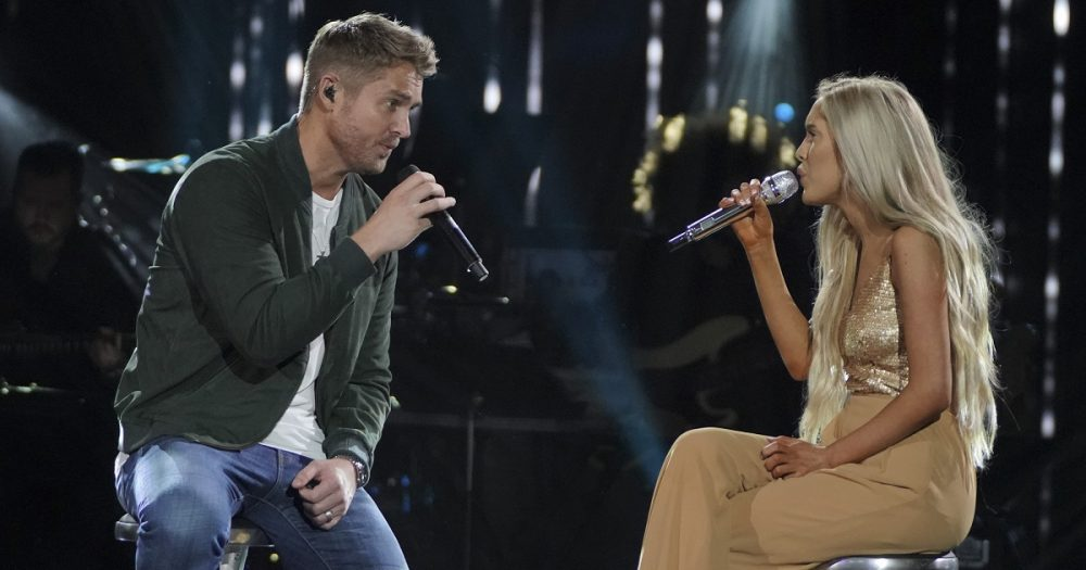 American Idol Recap: Brett Young Performs With Idol Hopefuls For Celebrity Duets