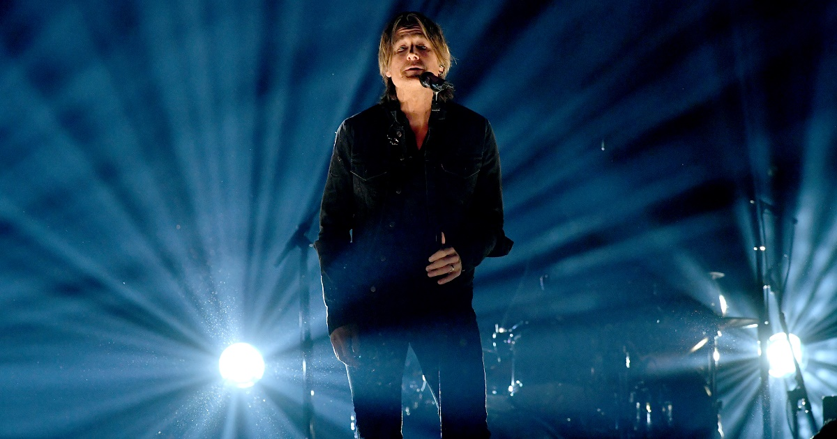 Nashville Used Music >> Keith Urban Alleviates Our 'Burden' With 2019 ACM Awards Performance Sounds Like Nashville