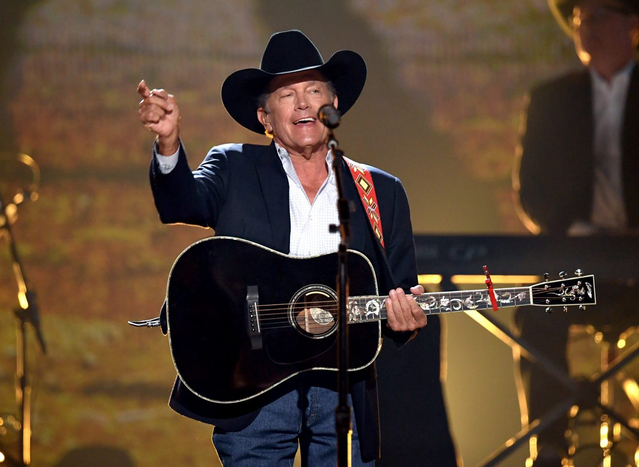 George Strait Stuns ACM Awards With Classy 'God and Country Music'