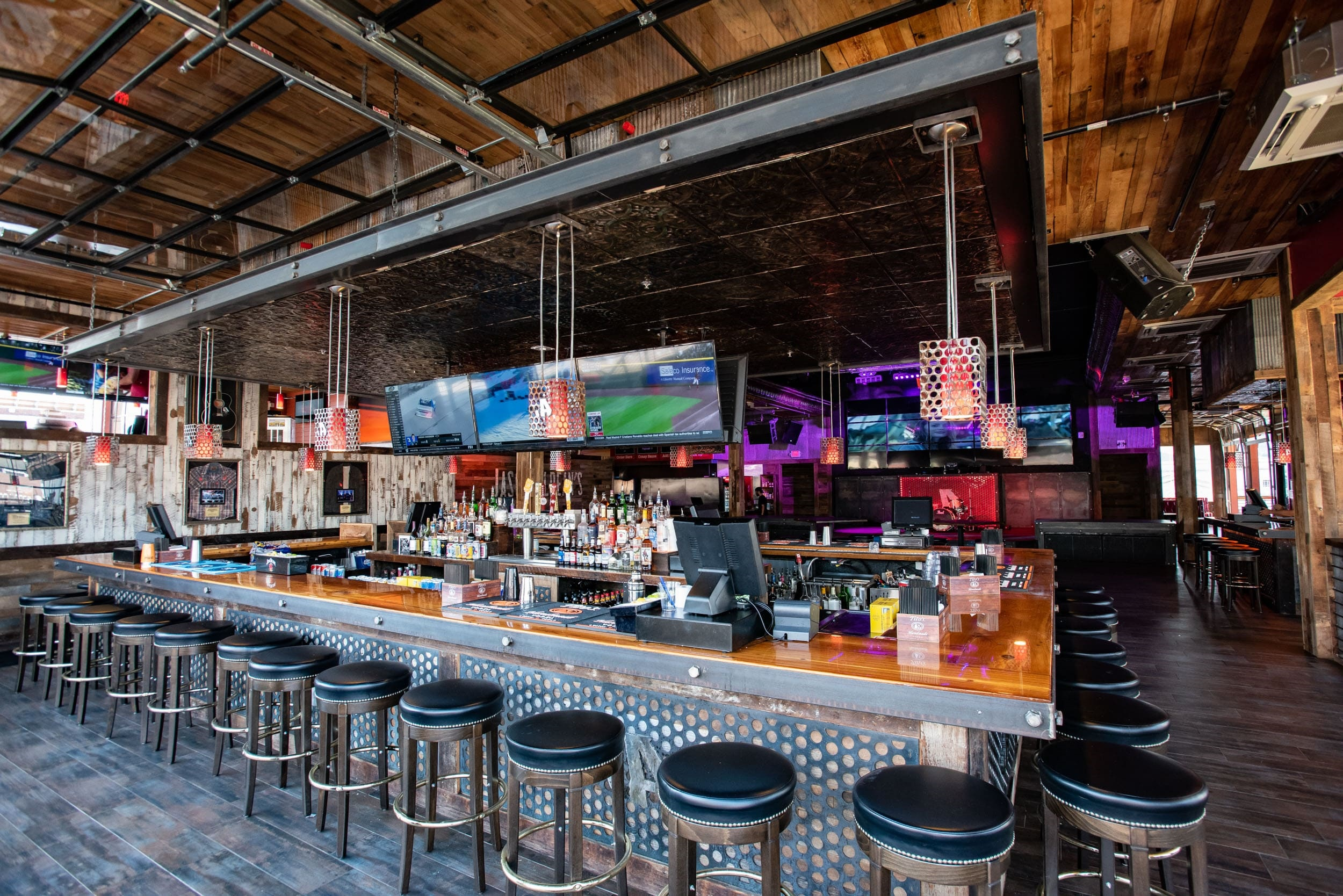 Jason Aldean's Kitchen + Rooftop Bar; Photo courtesy of Reed Public Relations