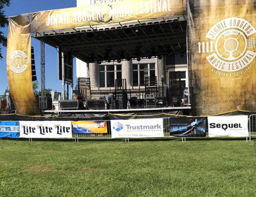 Jimmie Rodgers Music Festival; Photo via Facebook