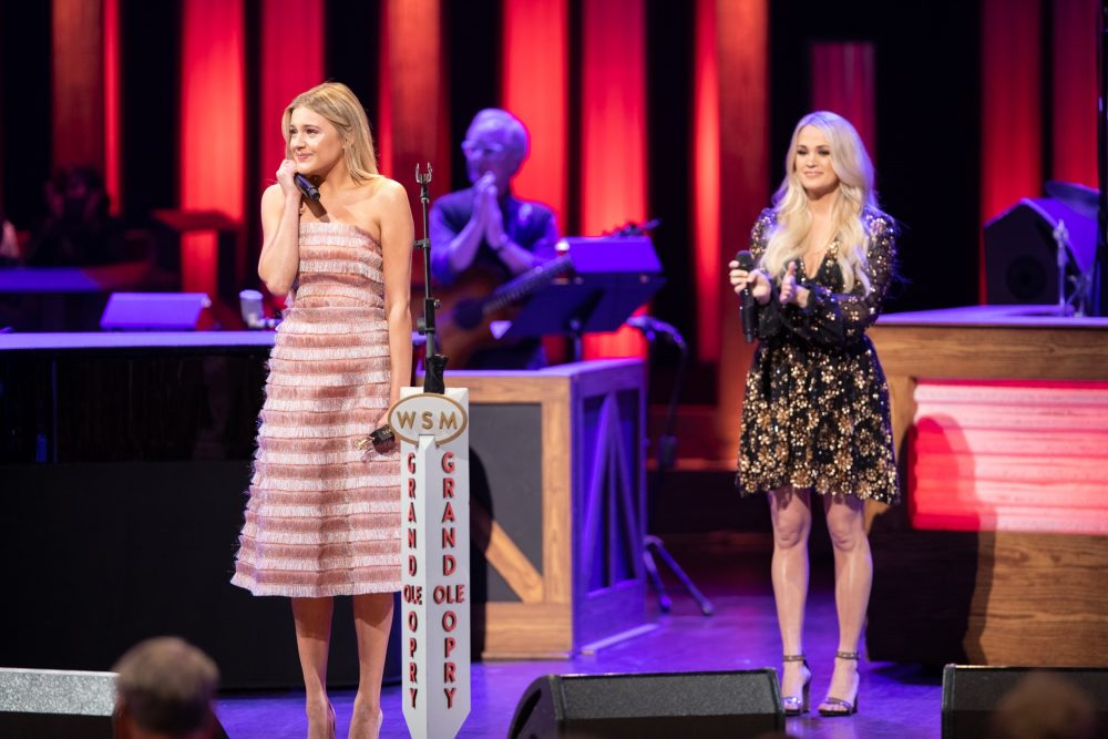 Kelsea Ballerini Becomes Newest Member of Grand Ole Opry