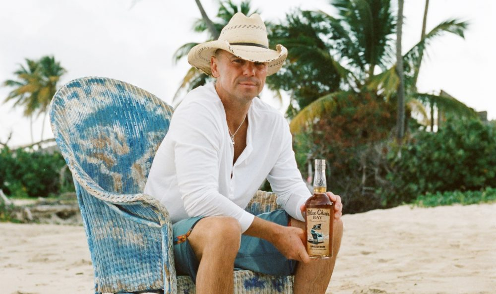 Let Kenny Chesney's Blue Chair Bay Rum Take You on a Trip to the Islands