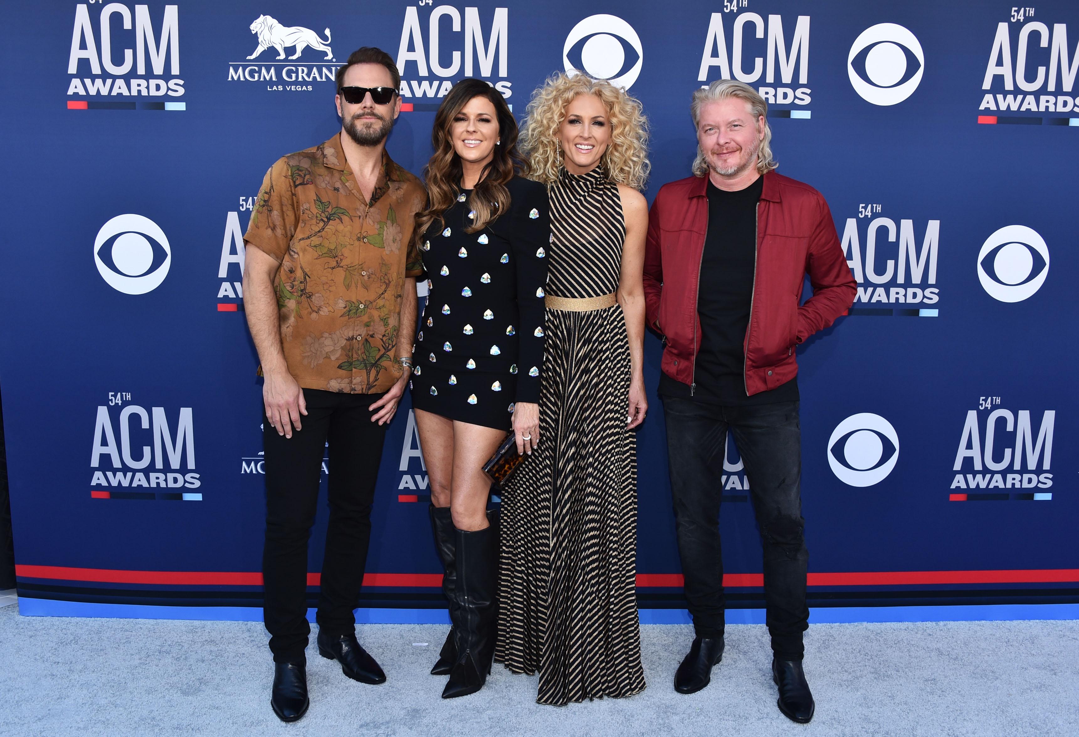 a647f389370 PHOTOS: 2019 ACM Awards Red Carpet Gallery Sounds Like Nashville