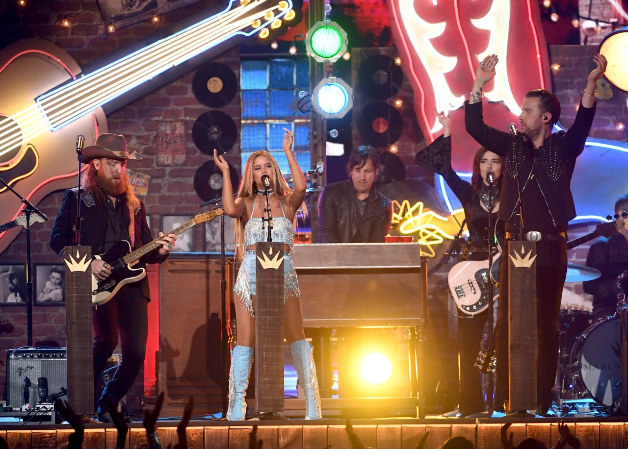 Maren Morris, Brothers Osborne Bring the House Down in ACM Awards Performance