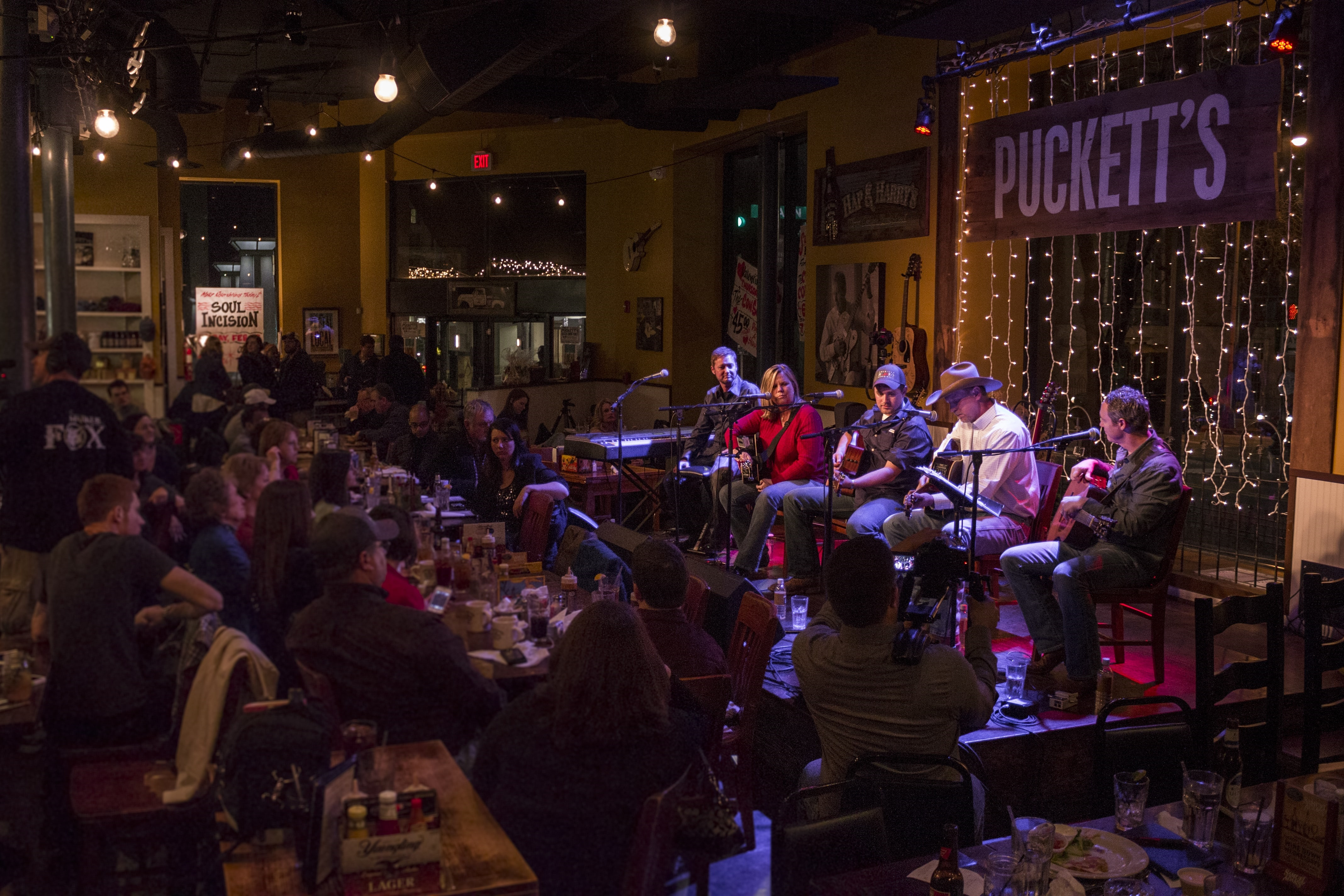 Puckett's Grocery & Restaurant; Photo credit: Amy Whidby