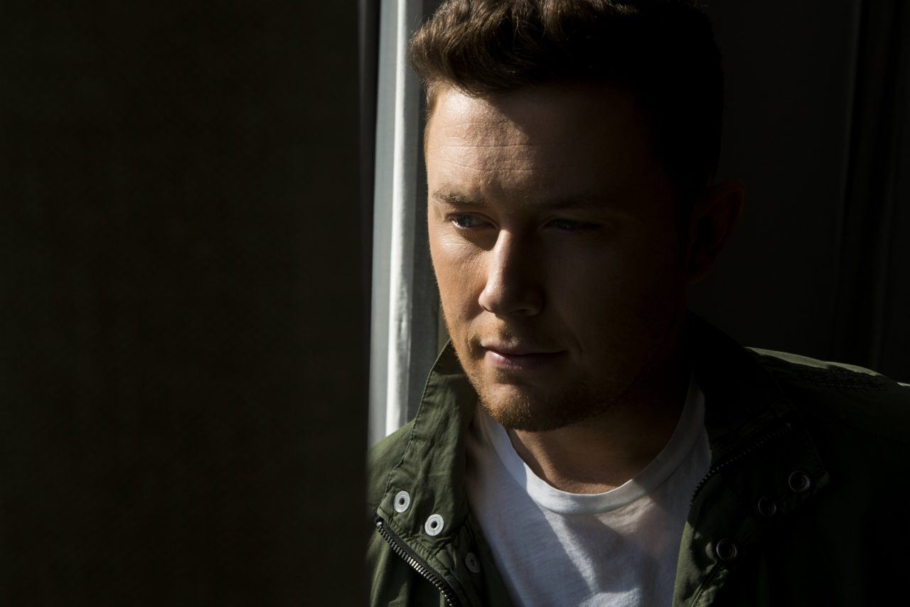 Scotty McCreery Scores Number One With 'In Between'