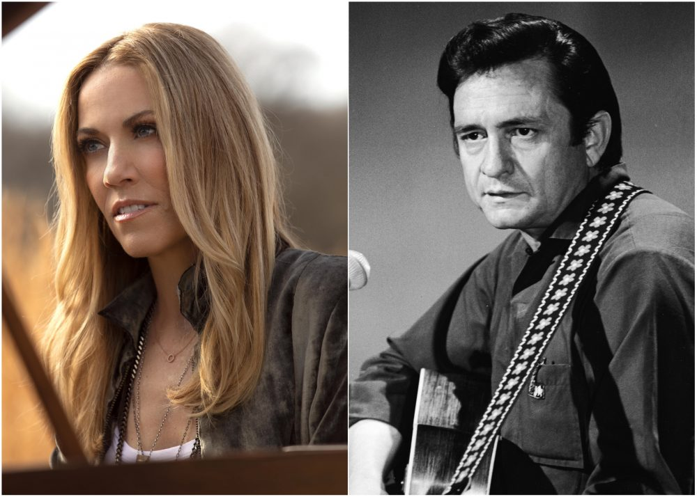 Sheryl Crow Taps Johnny Cash for Bold New Duet, 'Redemption Day'