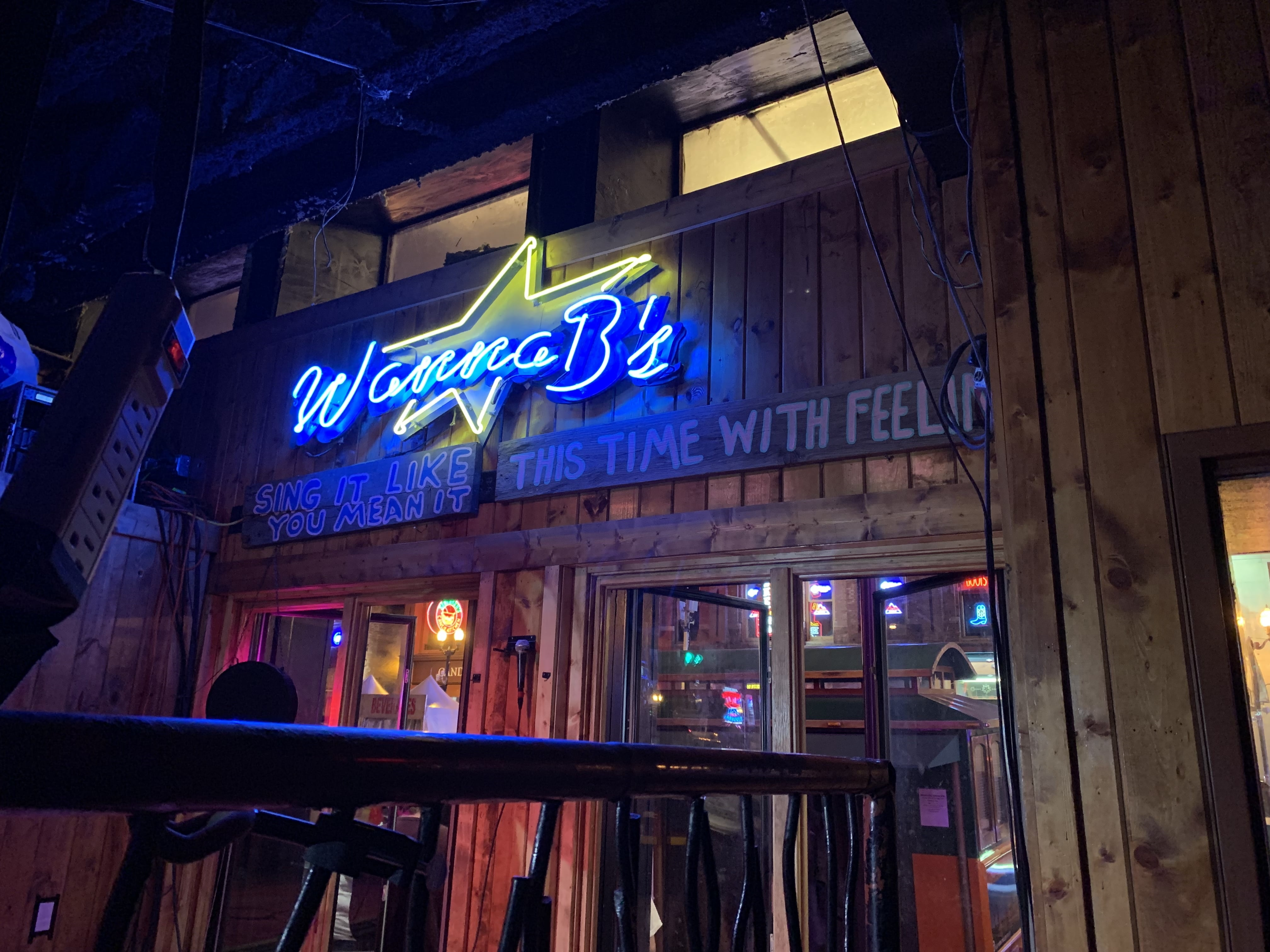 WannaB's; Photo courtesy of Reed Public Relations