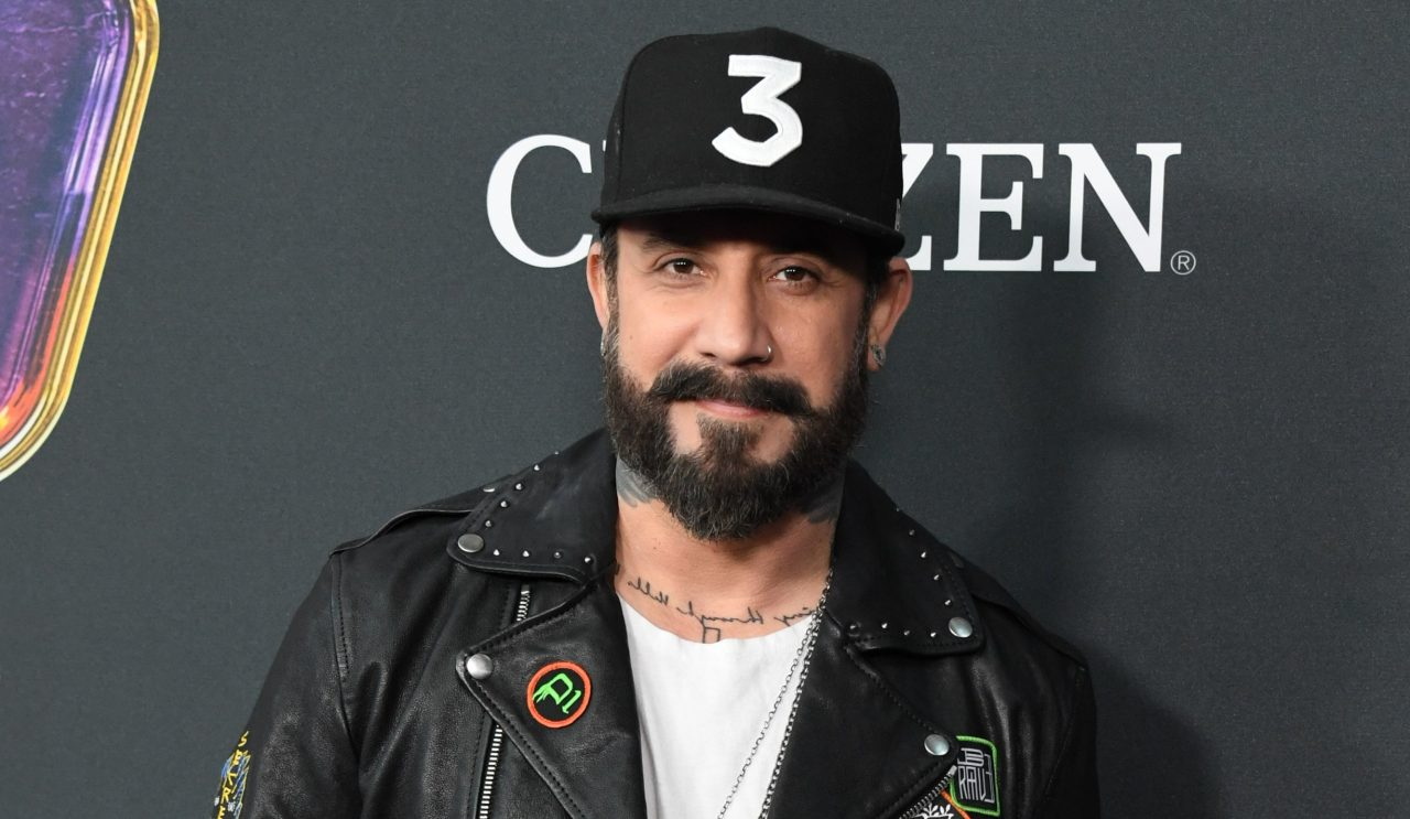 AJ McLean Tributes Daughters in Bittersweet 'Give You Away'