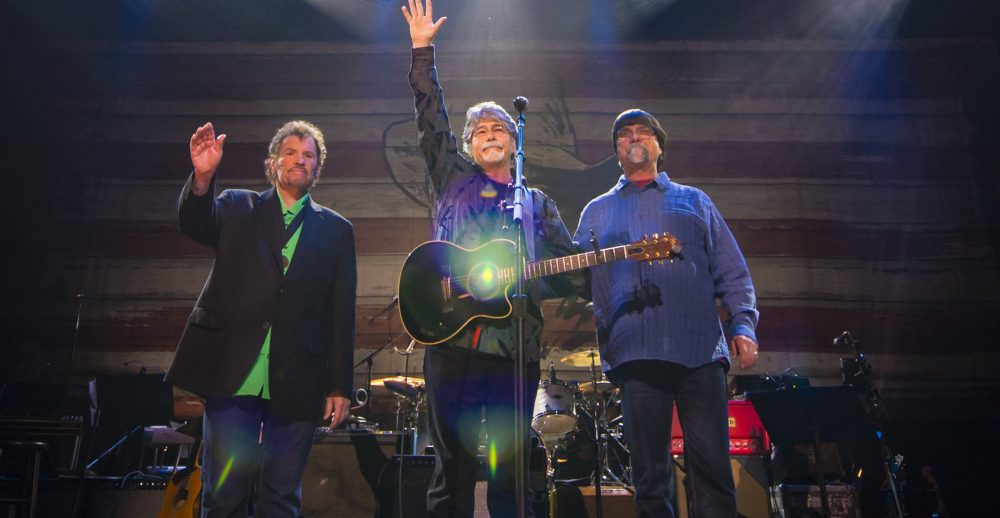 Alabama Adds Tour Dates With Charlie Daniels Band, The Beach Boys and More